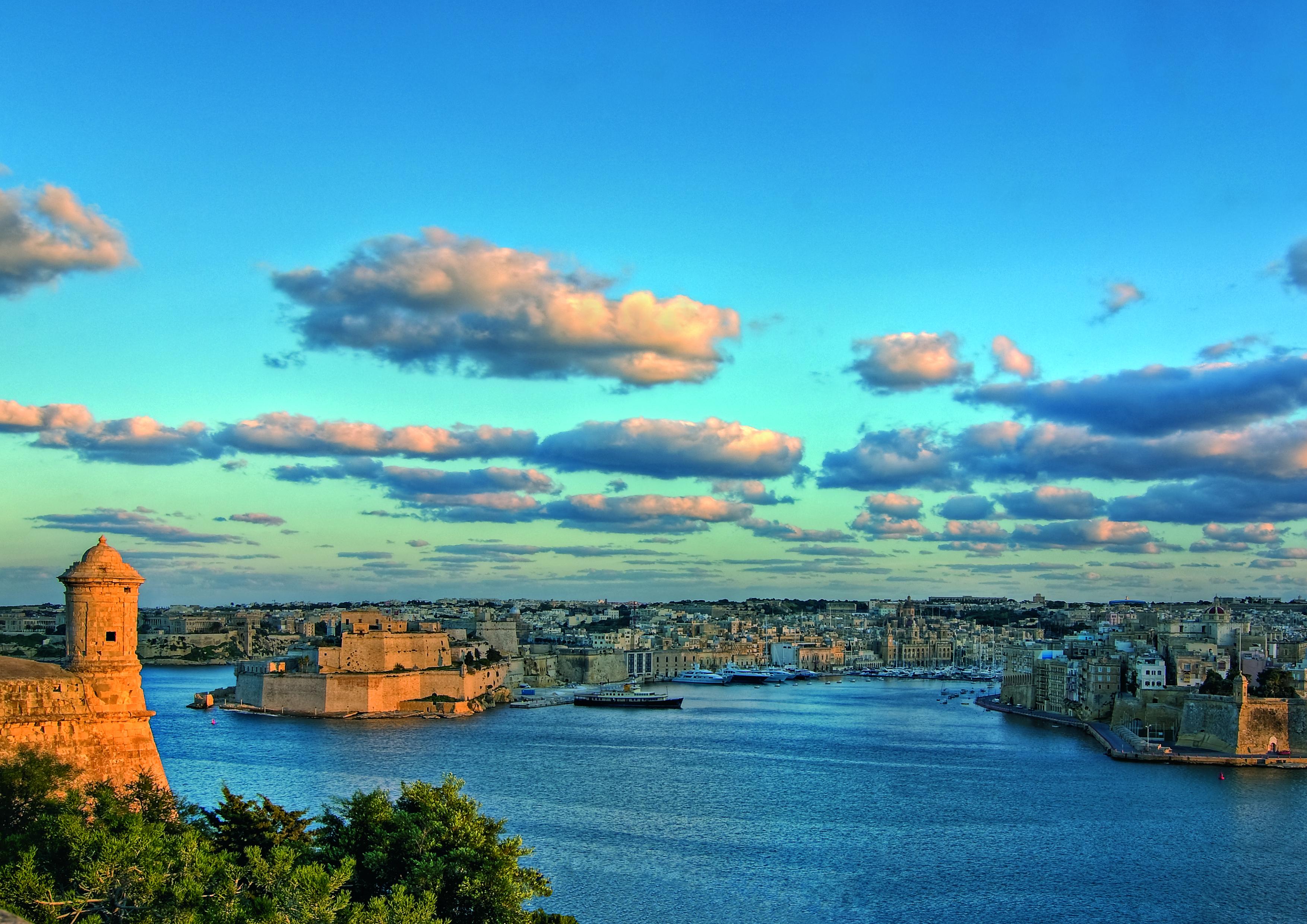 Malta, el país de las 365 iglesias