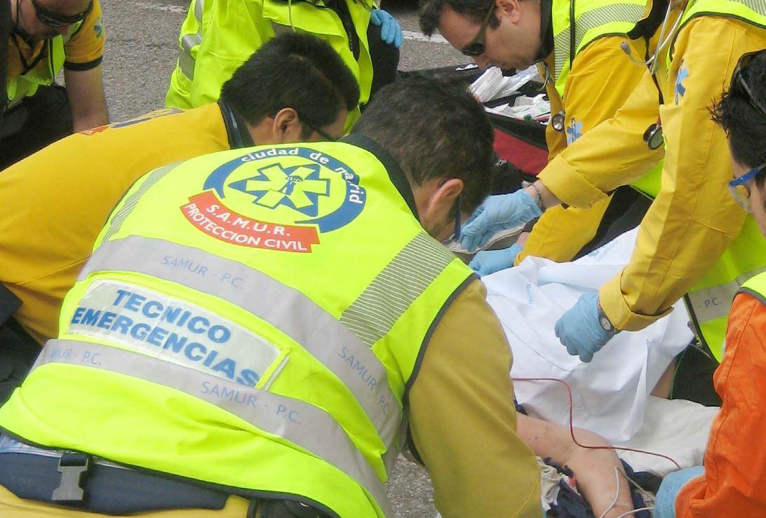 Un total de 448 profesionales de enfermería aspiran a una de las 23 plazas convocadas en el Samur