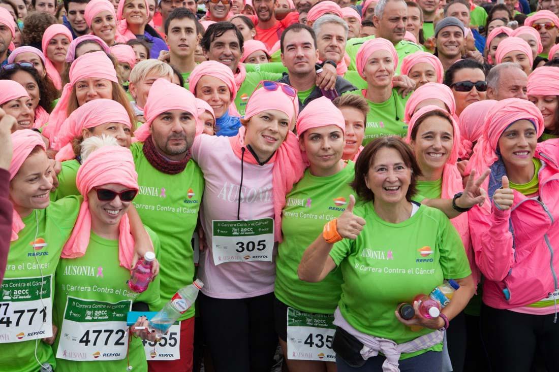 10.000 corredores contra el cáncer en Madrid