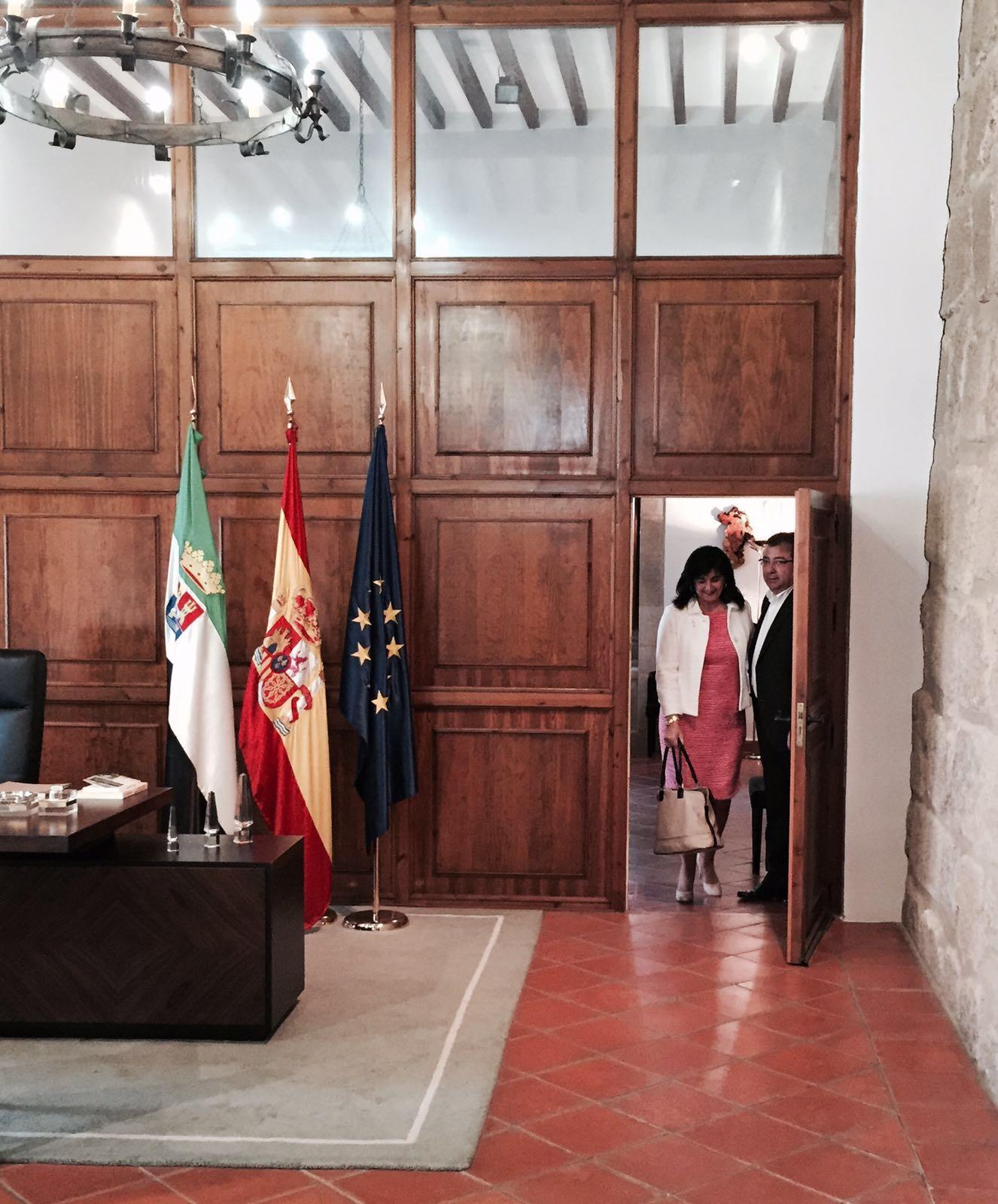 La Junta de Extremadura avala la candidatura de Cáceres como futura sede de las Jornadas de Enfermeras Gestoras