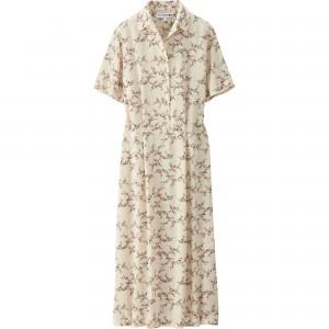 Vestido de Ines de la Fressange para Uniqlo