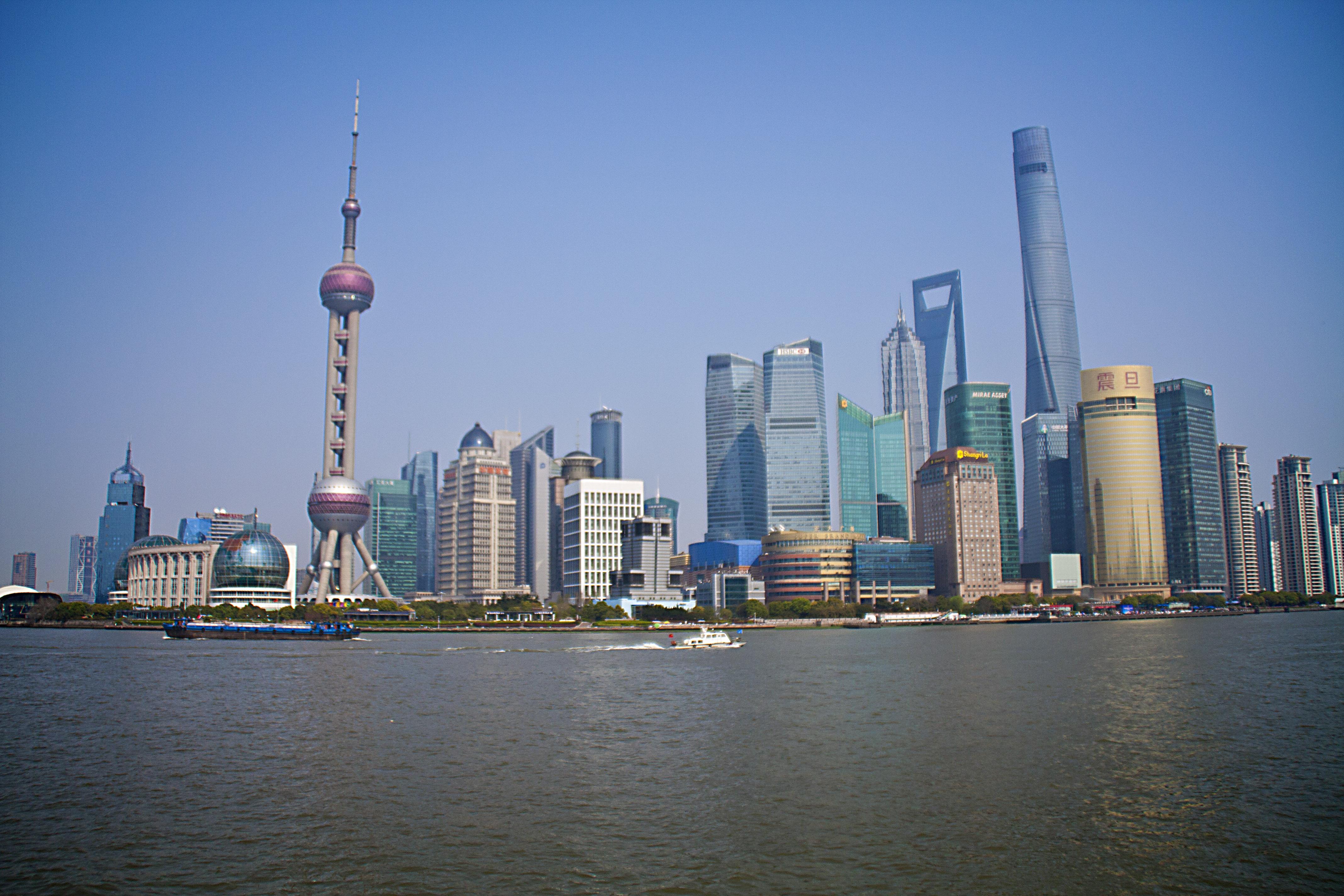 Shanghái, la ciudad de los contrastes