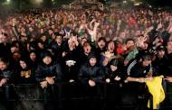 Enfermeros en un festival de rock con 100.000 asistentes