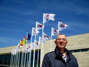 Javier Soldevila en el Rioja Forum