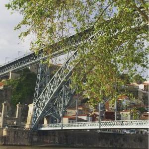 Puente de Luis I. Imagen: OportoCool