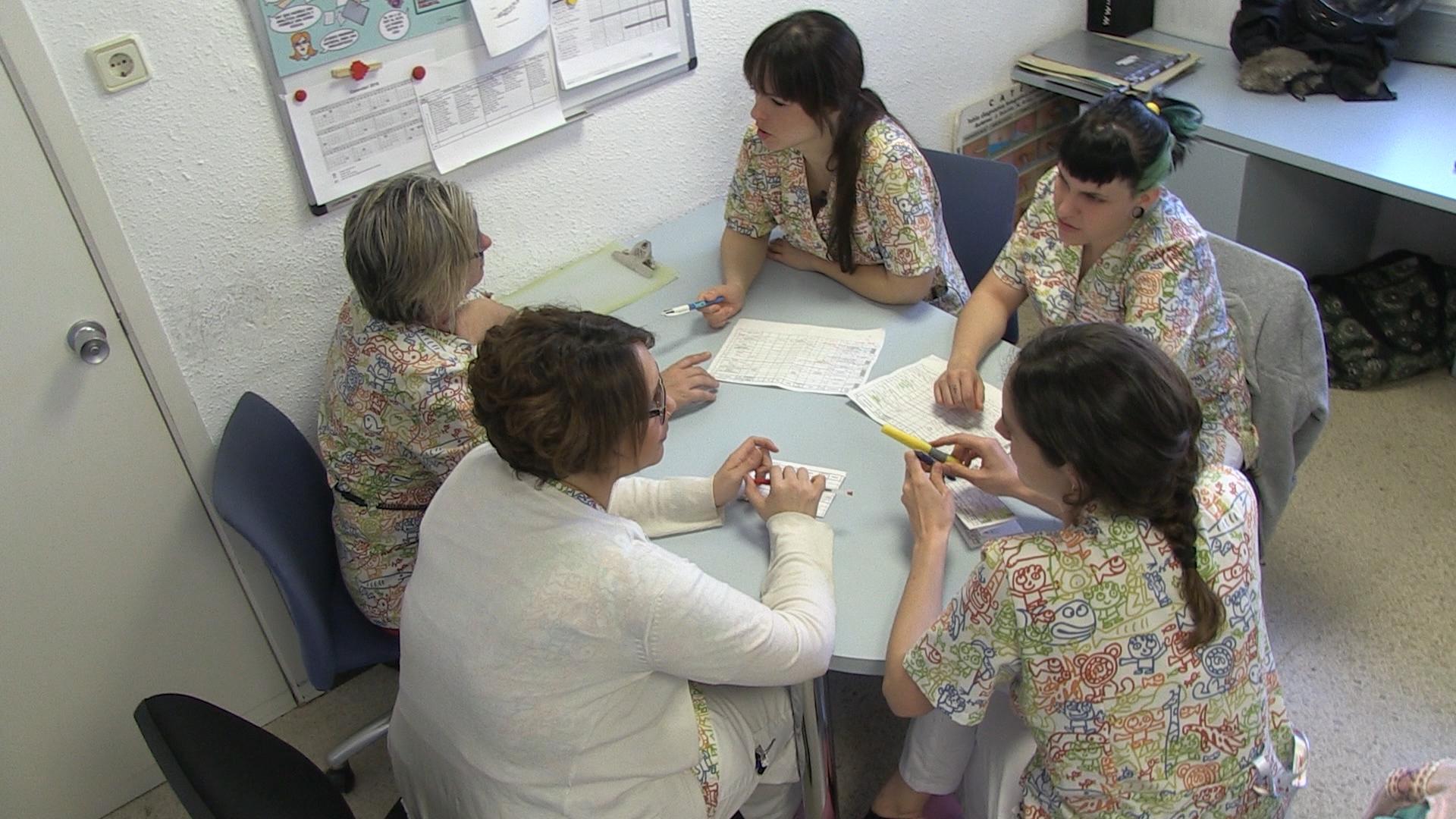 El TSJA reconoce el solape de las enfermeras como jornada laboral