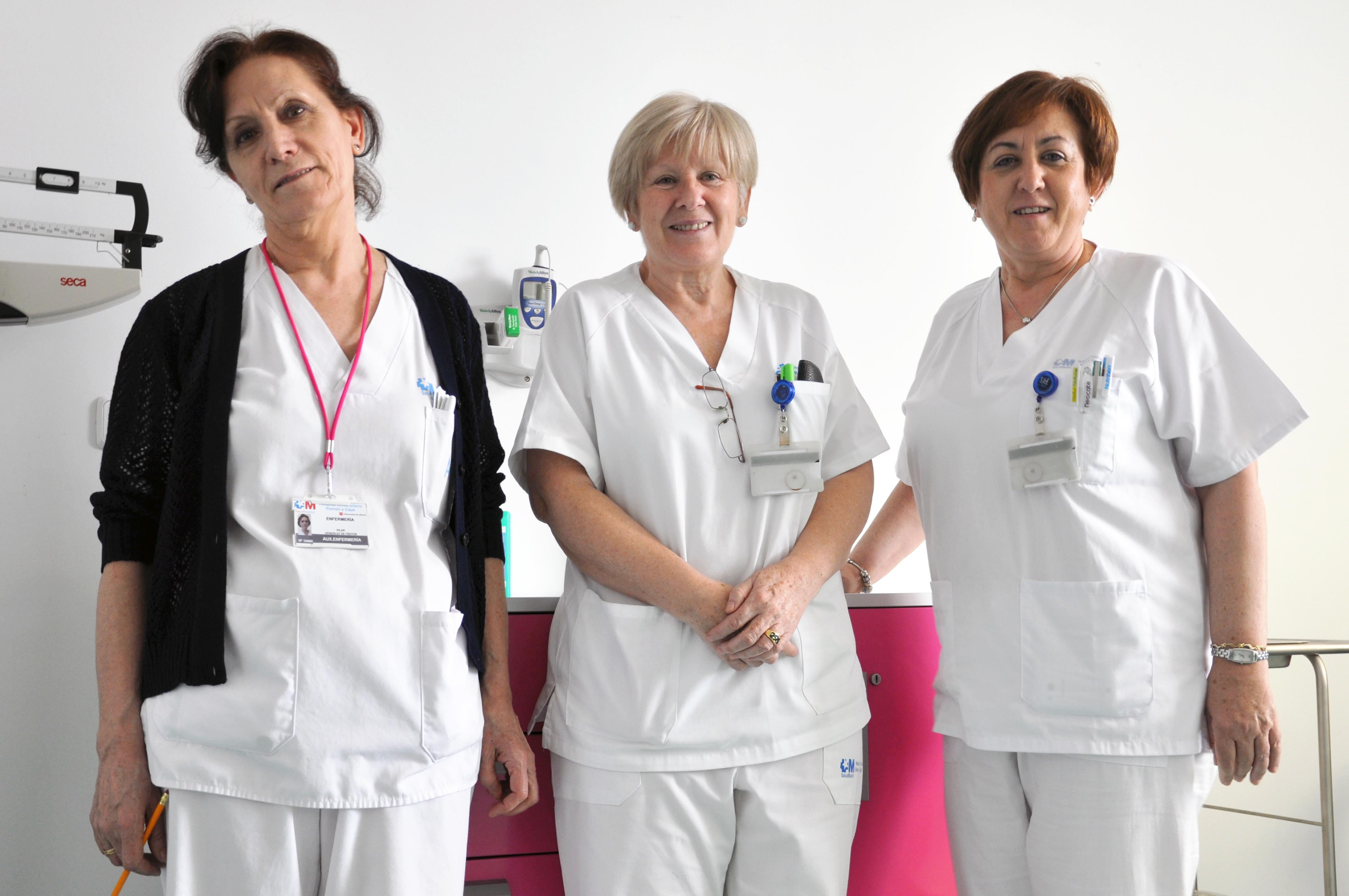 La enfermería sigue siendo el personal sanitario mejor valorado por los ciudadanos