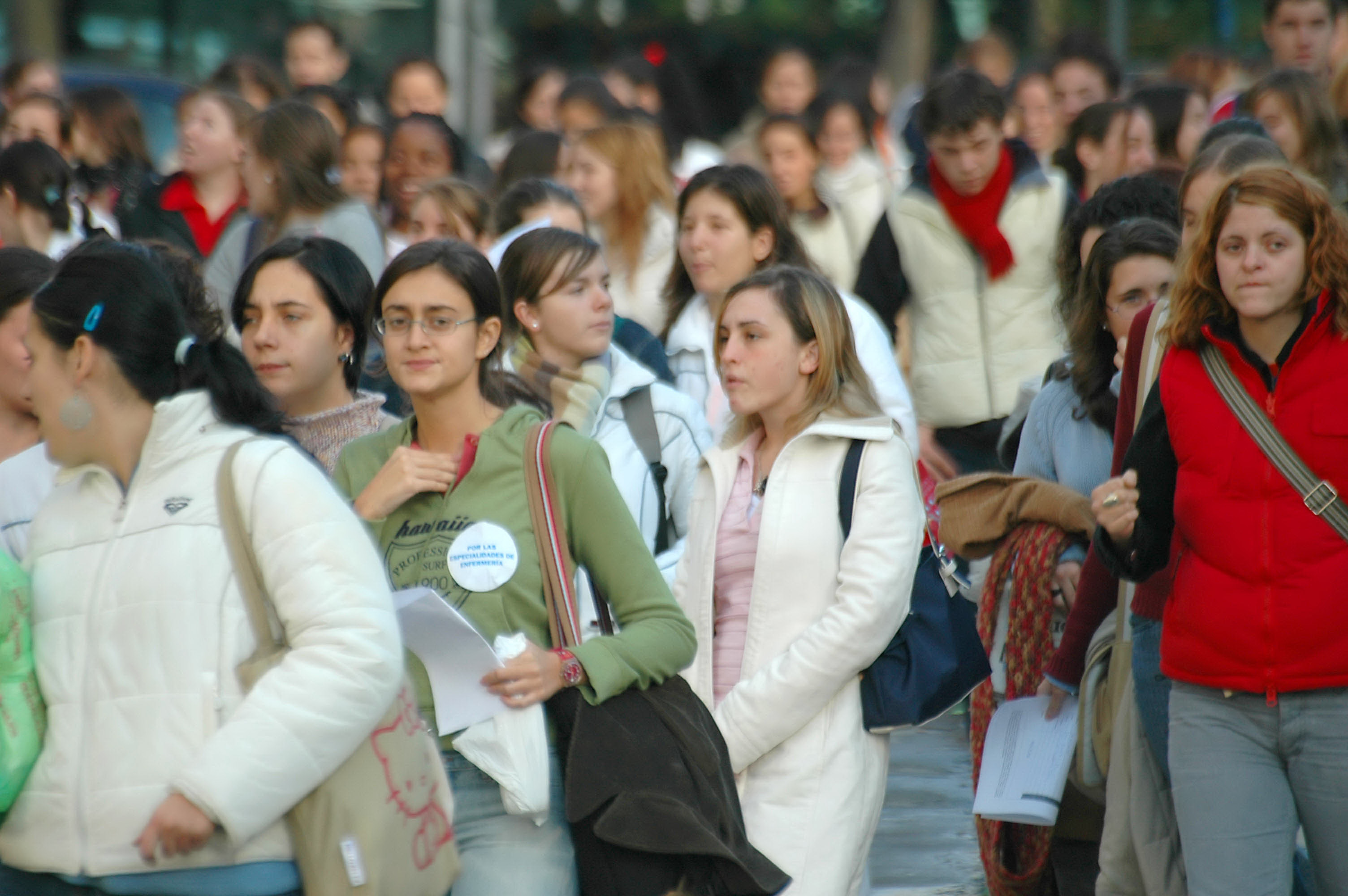 En España por primera vez muere más gente de la que nace