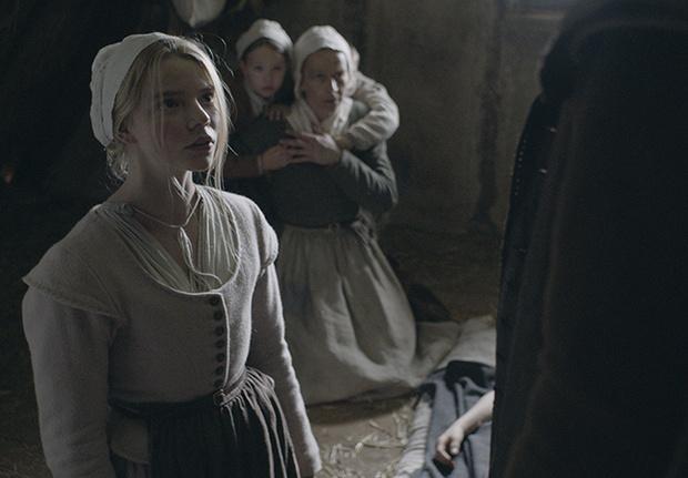 <i>La bruja</i>: