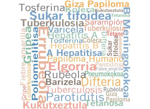 El Gobierno vasco edita un nuevo manual de vacunaciones