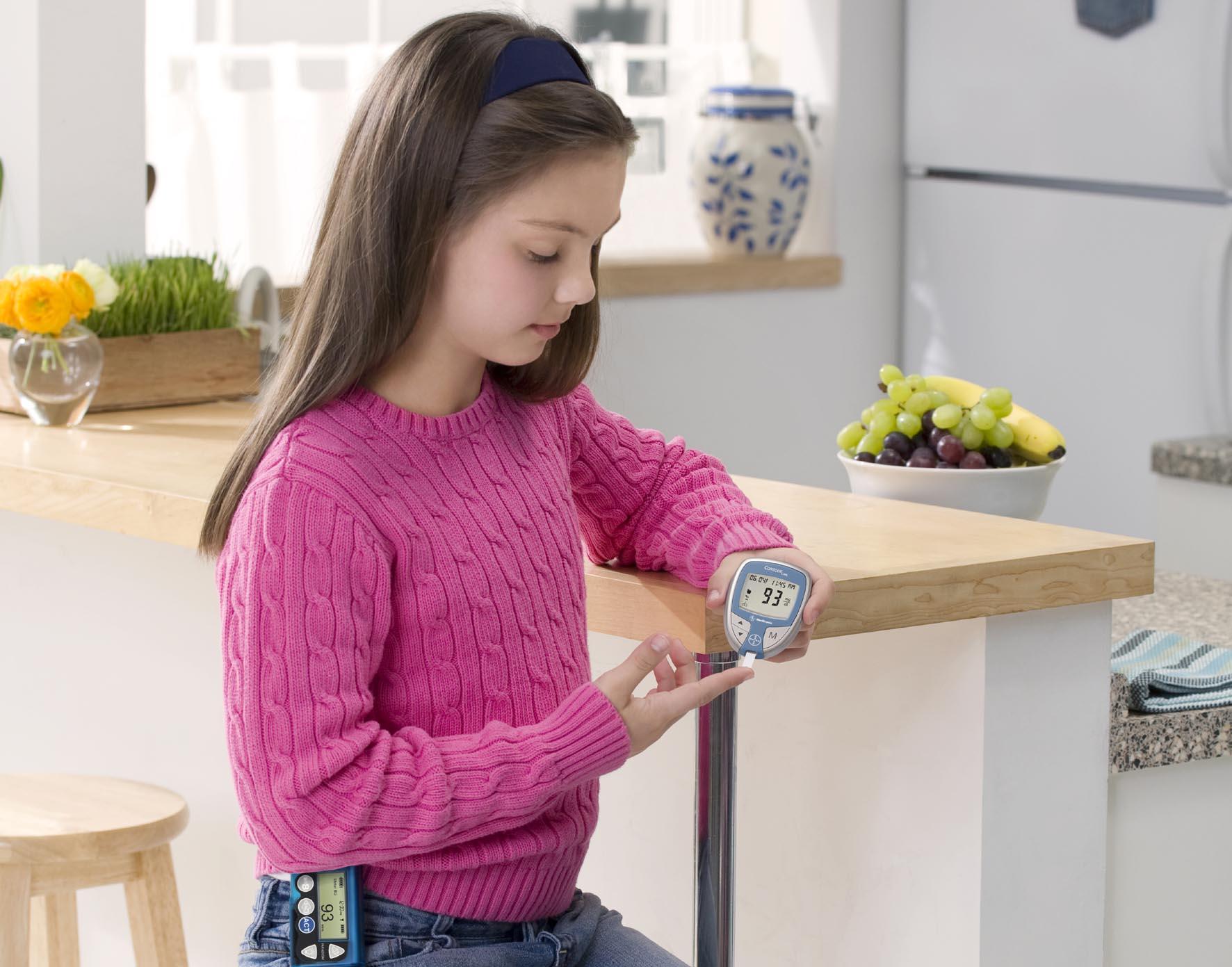 profesiones sanitarias diabetes en niños