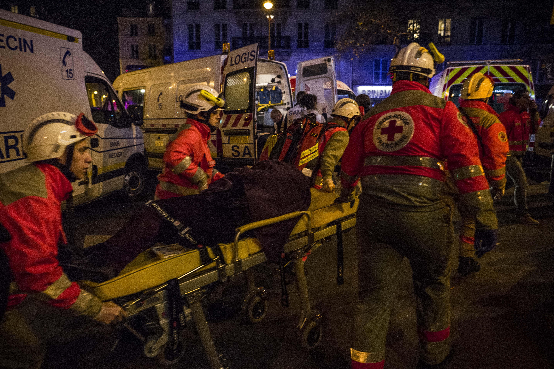 Cómo actúa la enfermería ante un atentado terrorista