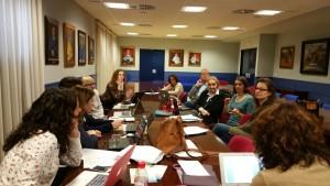Reunión del proyecto NurSus celebrada en la Universidad de Jaén