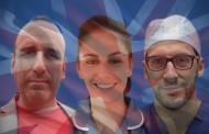 Incertidumbre, principal sensación de los enfermeros españoles en el Reino Unido tras el brexit