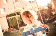 La azotea del Gregorio Marañón de Madrid se convierte en un jardín recreativo para niños