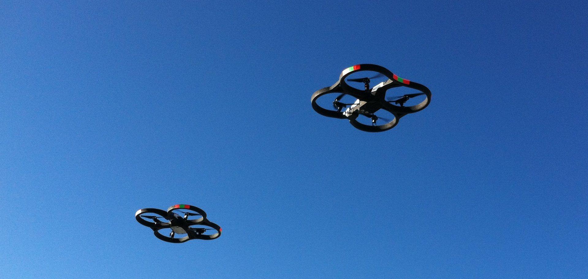Un estudio muestra que el uso de drones puede ahorrar un 20% el coste de las vacunas en países en desarrollo