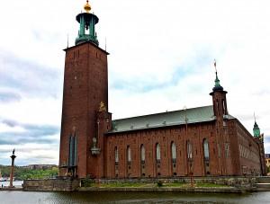Ayuntamiento de Estocolmo. Imagen: David Cubero