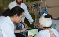 El Hospital Niño Jesús diseña una aplicación informática para medir el dolor de los niños