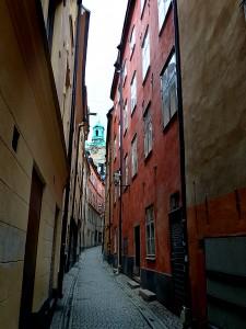 Uno de los muchos callejones que alberga la ciudad. Imagen: David Cubero