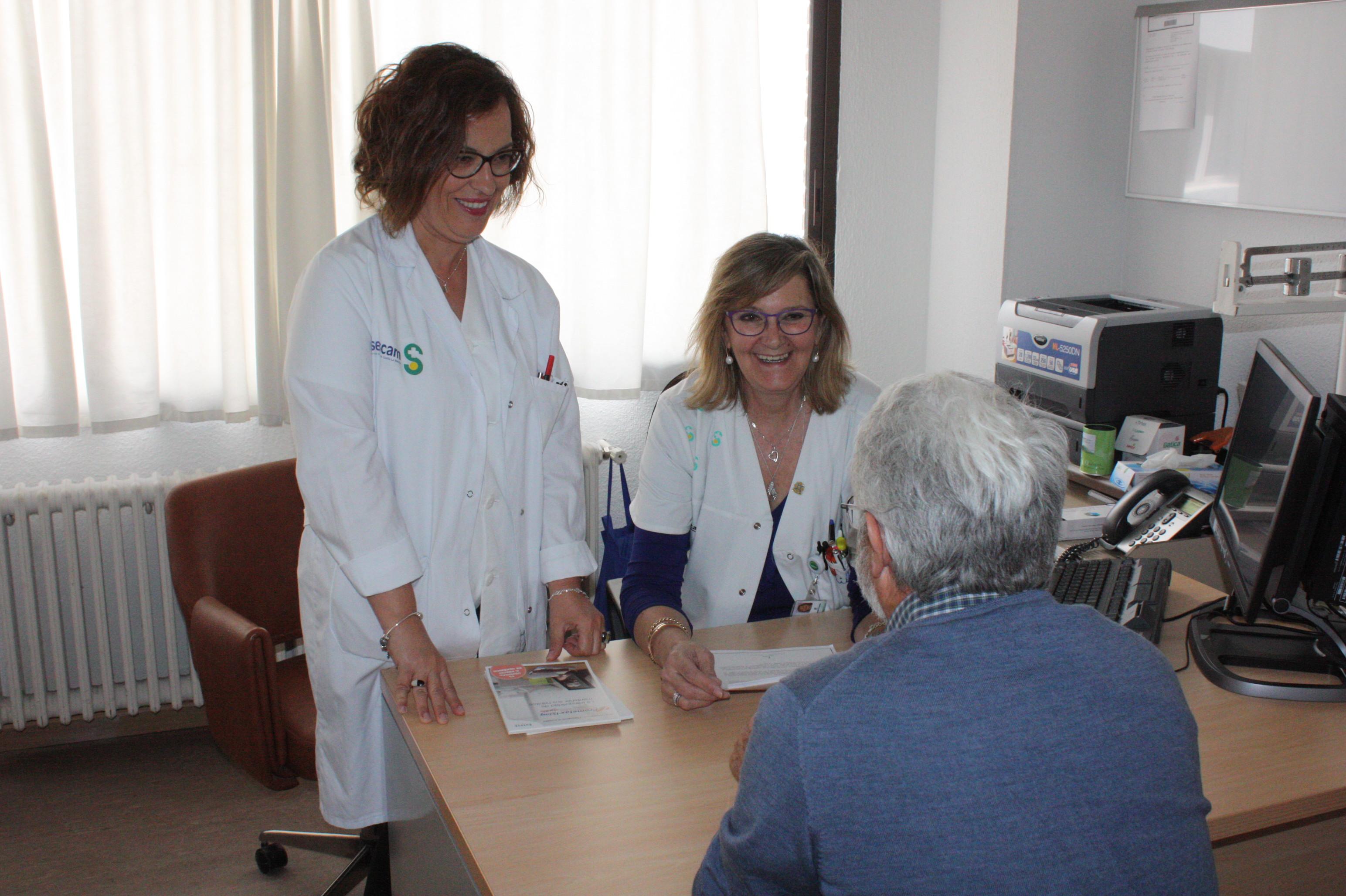 El servicio de enfermería 24 horas en residencias evita dos de cada tres derivaciones hospitalarias