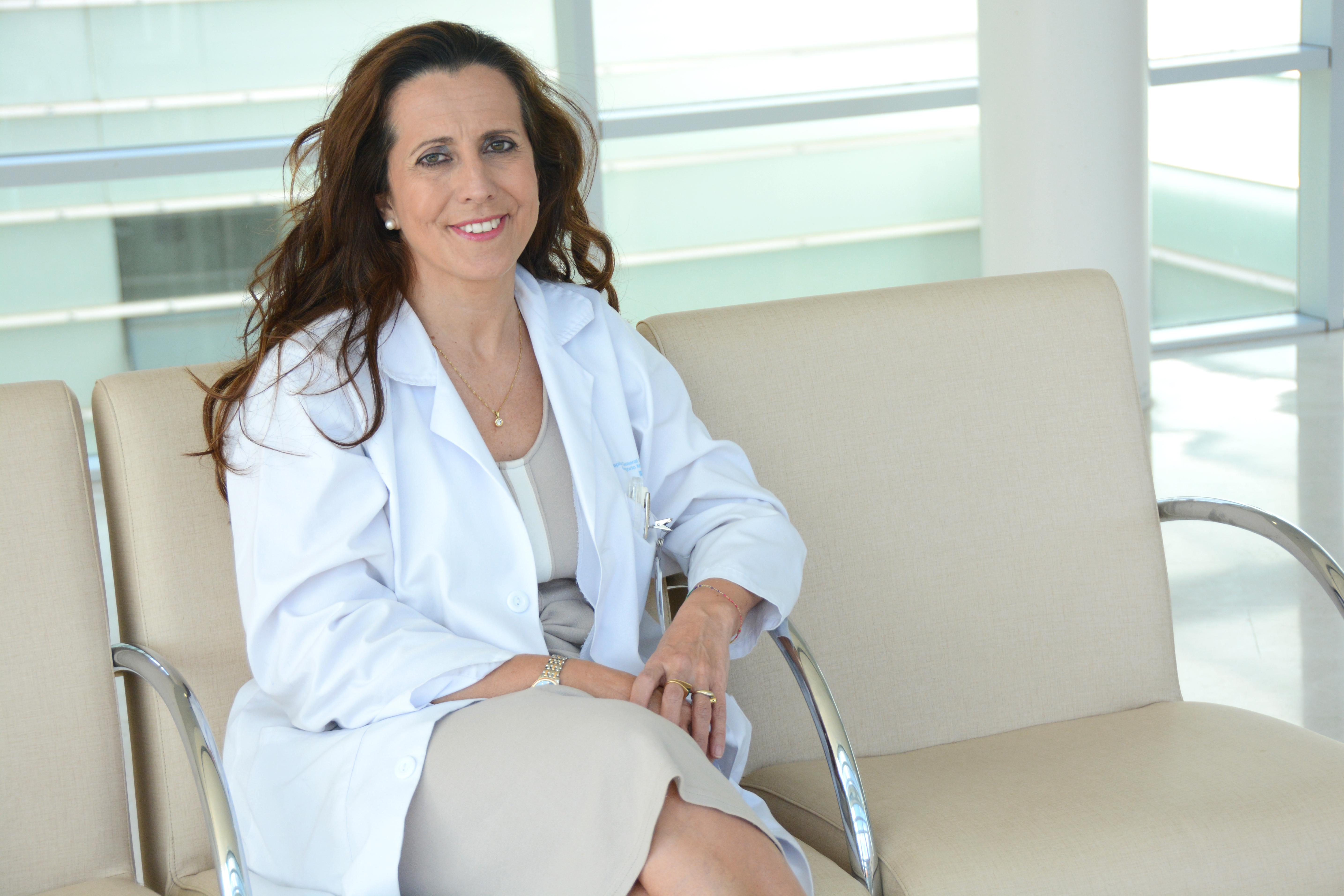 Marilia Segarra, directora enfermería del Gregorio Marañón: