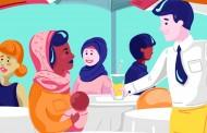 La OMS inicia una campaña para normalizar la lactancia en espacios públicos