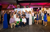 El Colegio de Enfermería de Málaga premia a los enfermeros de Urgencias de la Feria