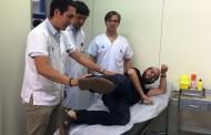 Una operación pionera en España permite a un paciente seguir andando al sustituir el músculo de la pierna por uno de la espalda