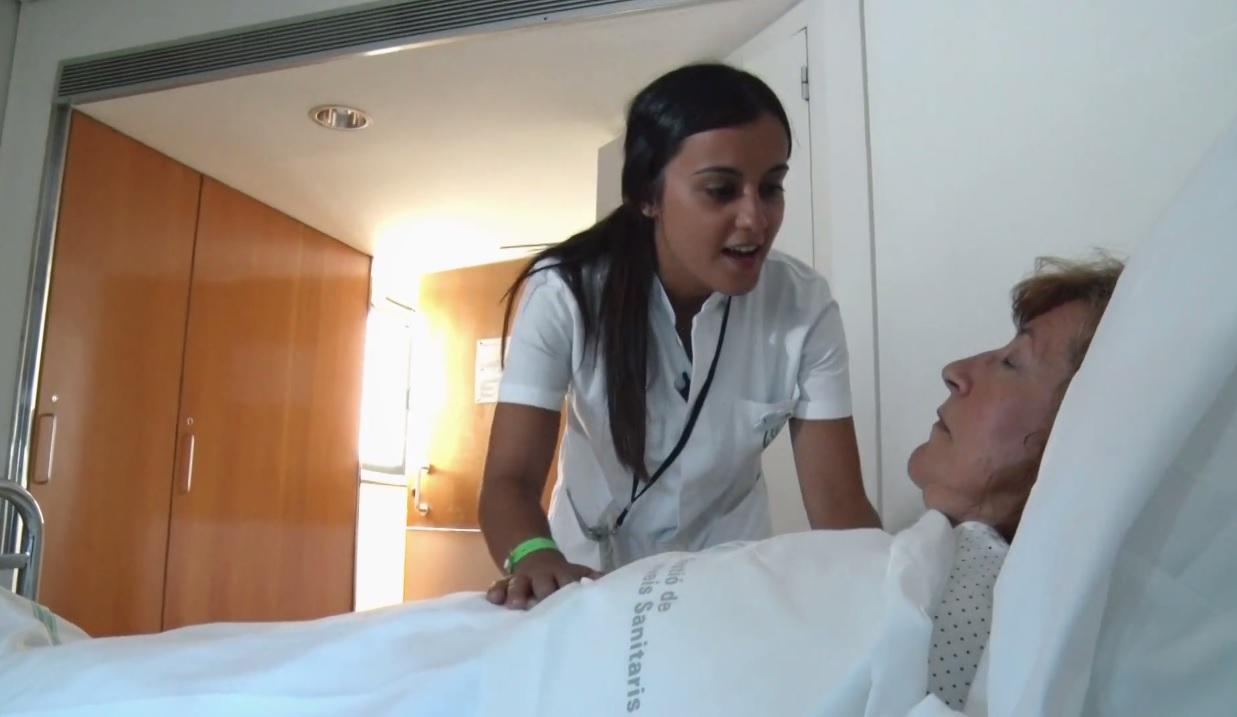 Enfermeros, los guardianes del descanso en el hospital