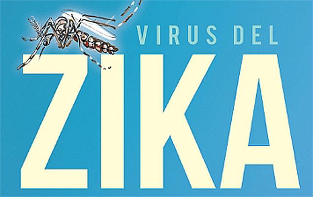 Un enfermero elabora un plan de cuidados para pacientes con Zika