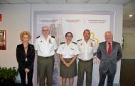 La enfermería militar estará presente en Barcelona 2017