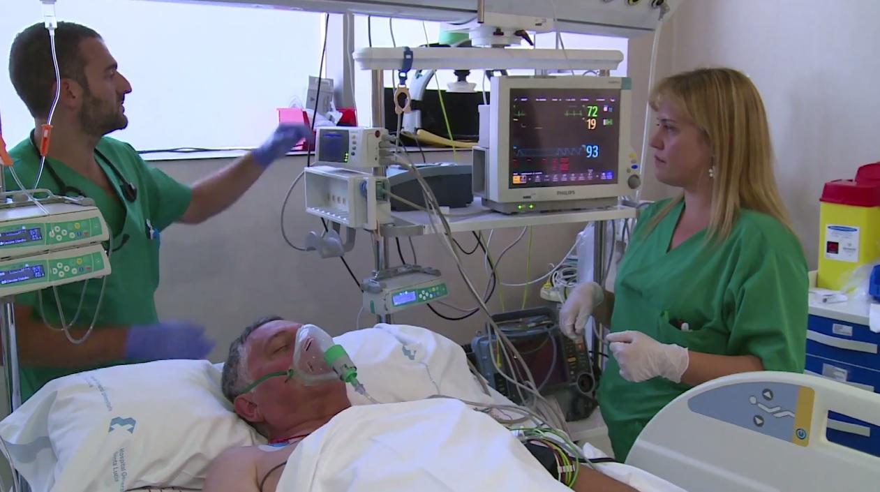 Las enfermeras reclaman más apoyos a los cuidadores de enfermos de ELA