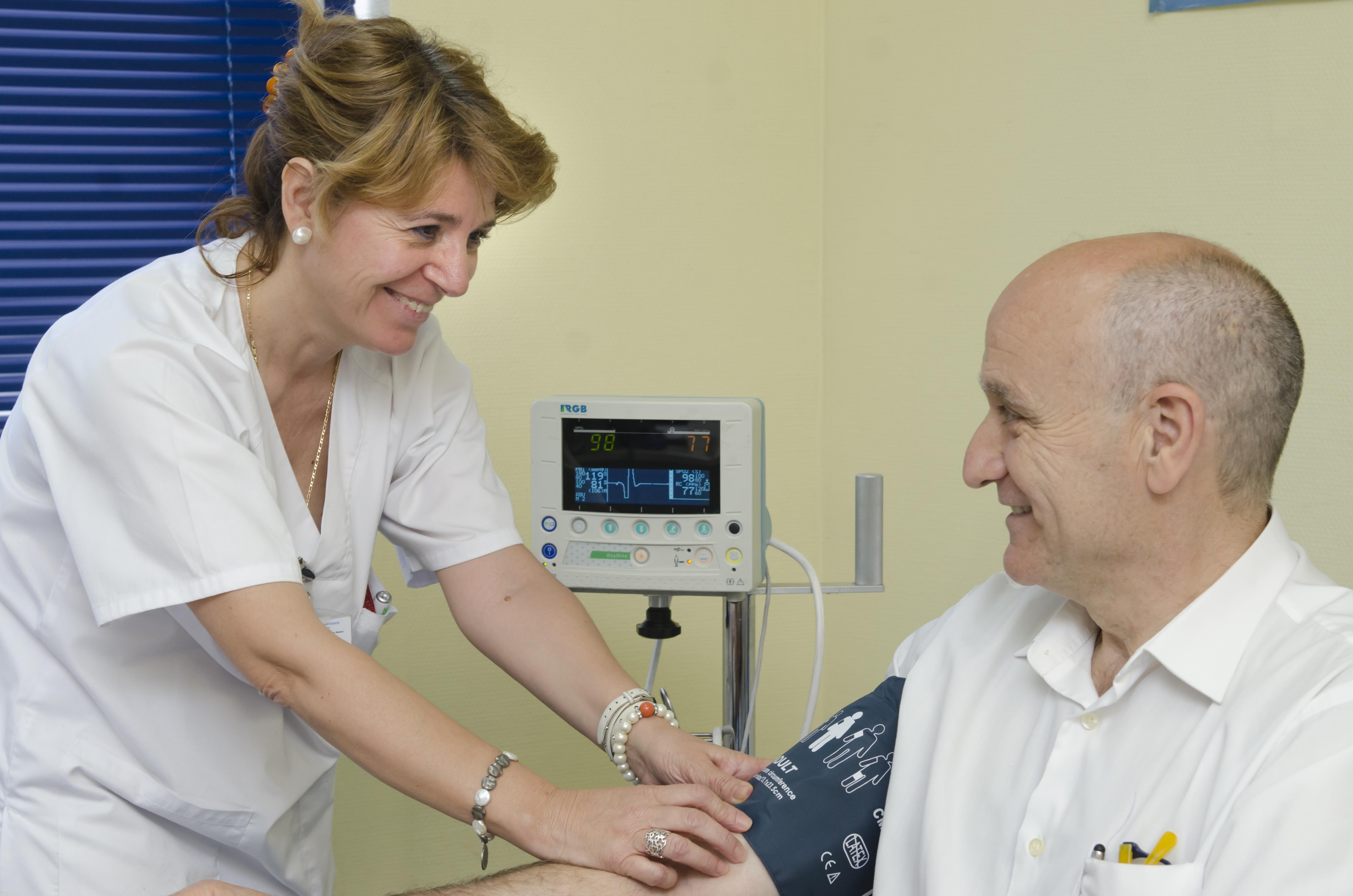 La enfermería en una unidad de Cardiología de Alta Resolución