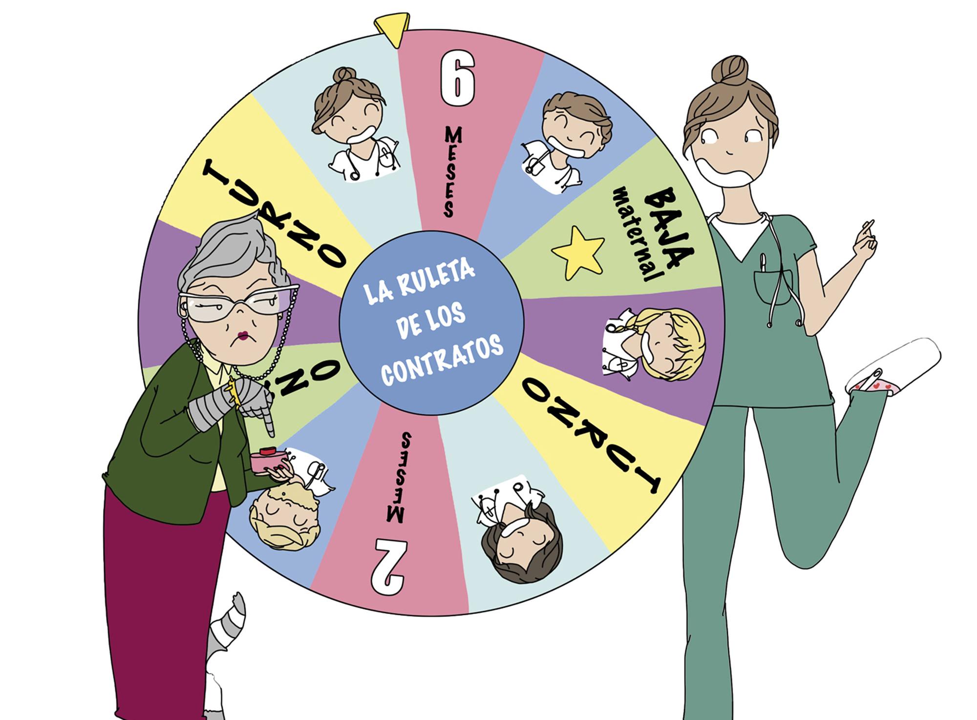 Vuelve Enfermera Saturada con su nuevo libro: <i>Las uvis de la ira</i>