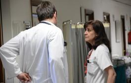 Las interrupciones a las enfermeras aumentan el riesgo de los pacientes