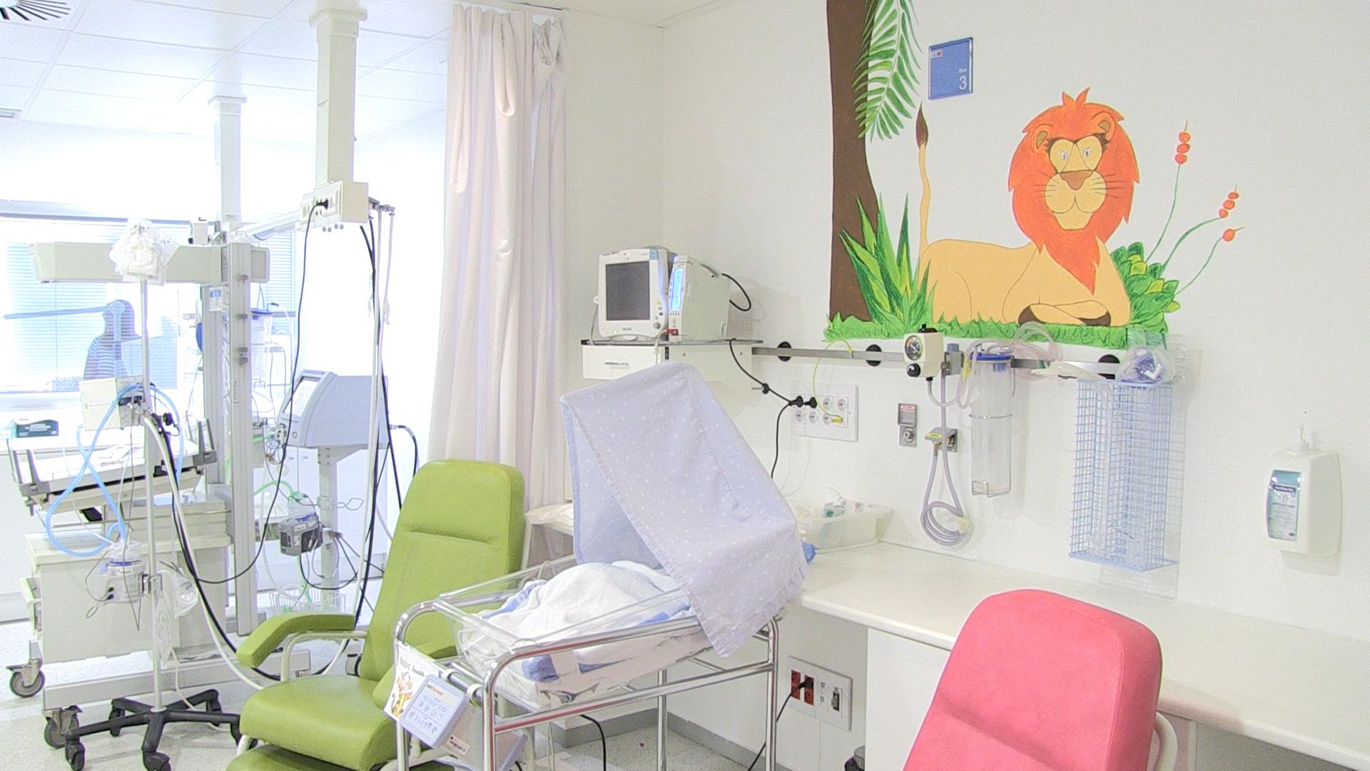 El silencio en las UCI neonatales mejora la salud de los bebés