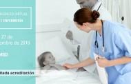 En marcha el II Congreso Virtual de Enfermería de MSD