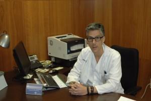 Alberto Peinado, subdirector de Enfermería del Área Integrada de Talavera de la Reina (Toledo)