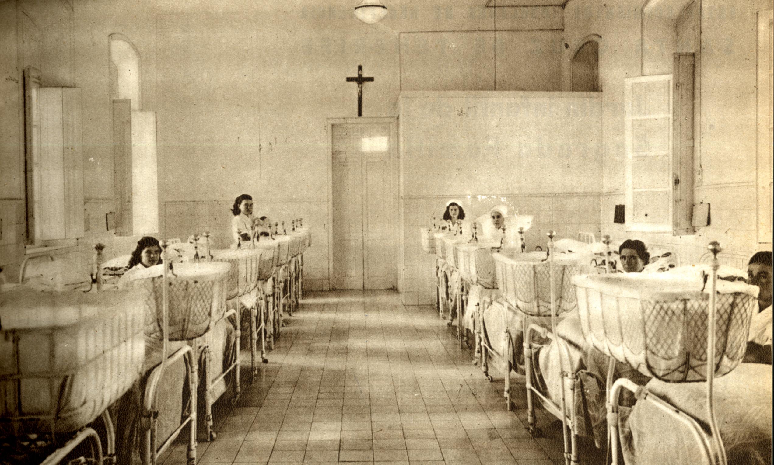 Hallazgo histórico: hubo direcciones de enfermería en España durante la República