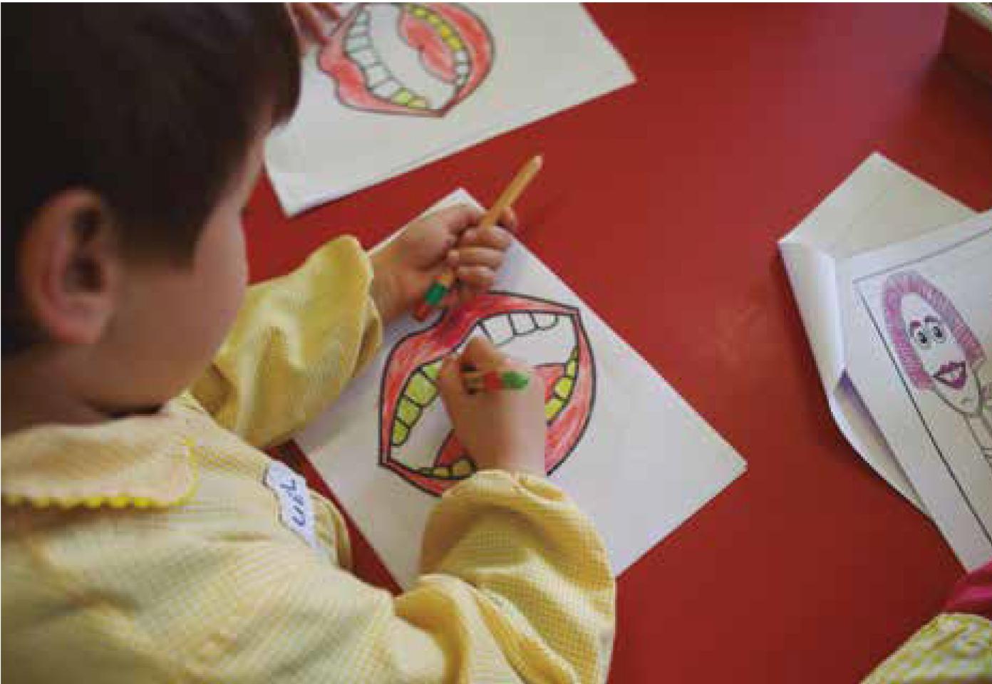 Una investigación enfermera demuestra que la intervención escolar mejora los hábitos de vida de los alumnos