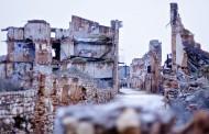 Belchite, donde las bombas pararon el tiempo