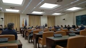 Comisión de Sanidad, 23 febrero 2017