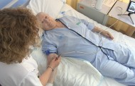 Los equipos de terapia intravenosa reclaman más apoyo institucional
