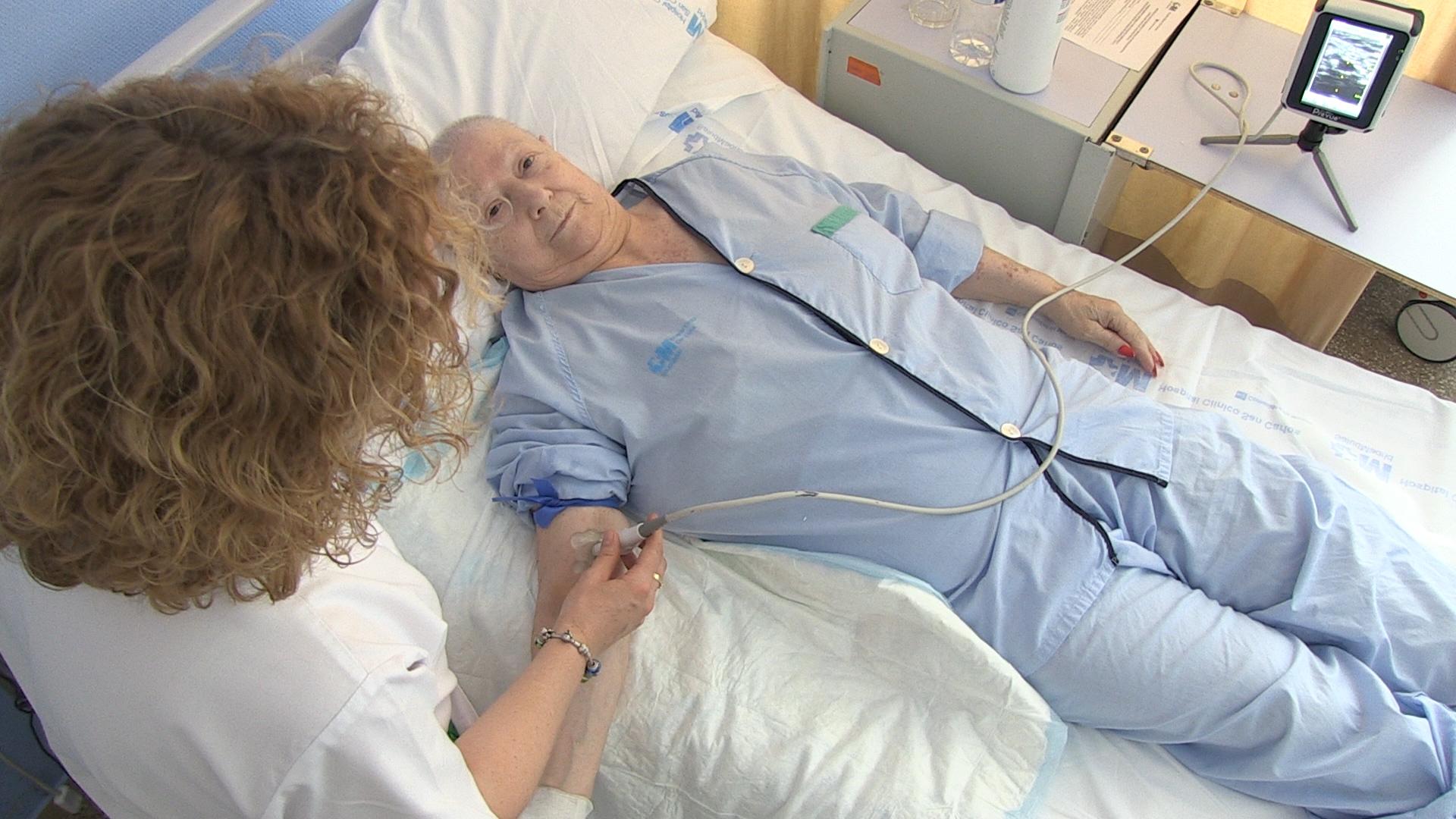 La Comunidad Valenciana exporta el programa de investigación Incativ para mejorar el cuidado con terapia intravenosa