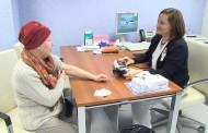 La consulta de Enfermería Oncológica garantiza cuidados personalizados