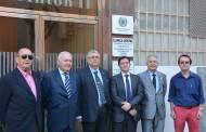 La Junta de Edad de Murcia toma posesión ante la oposición de una Junta ilegítima que impide su acceso al Colegio
