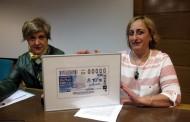Más de cinco millones de cupones lucirán el 22 de marzo el centenario del Colegio de Enfermería de Salamanca