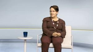 Carmen Carrero, presidenta de la Asociación Española de Equipos de Terapia Intravenosa