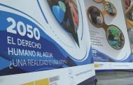 """La exposición """"2050, El Derecho Humano al Agua: ¿realidad o utopía?"""" llega a Madrid"""