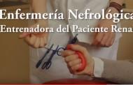 La SEDEN destaca la labor de la enfermera como guía del paciente renal en su tratamiento